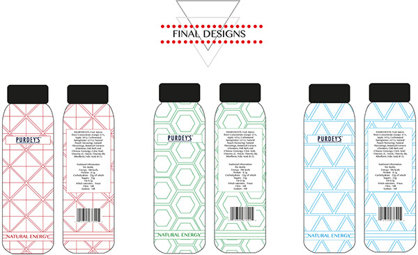 jasa desain kemasan minuman tradisional modern
