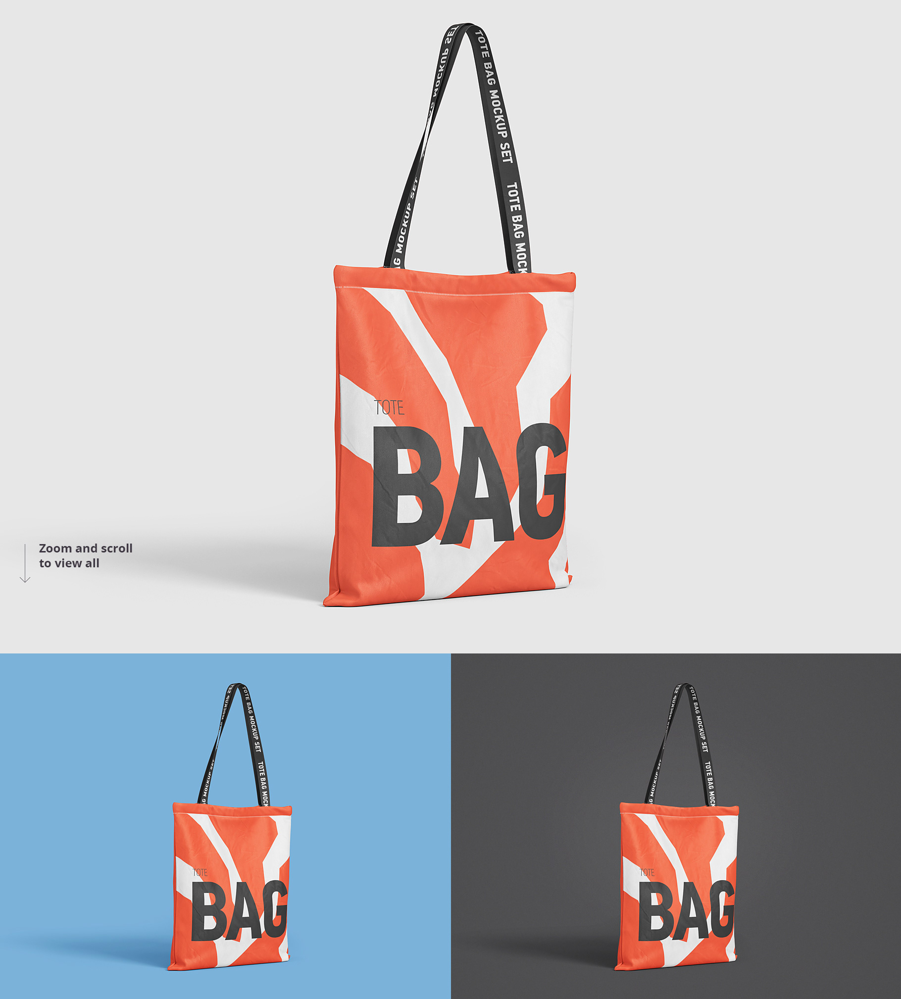Download free 38+ tote bag mockup behance png , you can use tote bag mock up free to showcase your design in a photorealistic look. 3d Tote Bag Mockup Behance