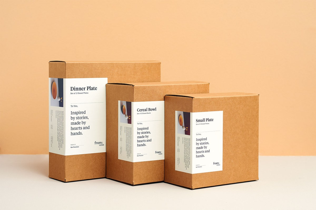 Example of cost effective packaging