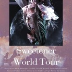 Ariana Grande Sweetener World Tour Poster On Behance