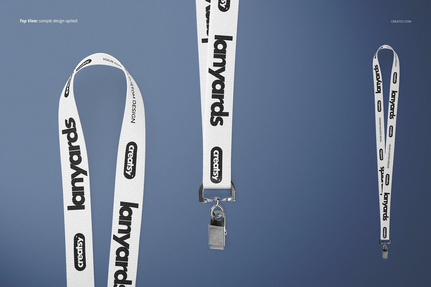 We believe that you will find it quite usefull in your portfolio. Polyester Lanyards Mockup Set Behance