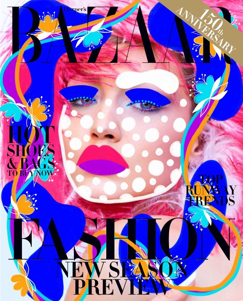 Andreea Robescu Magazine Cover 03