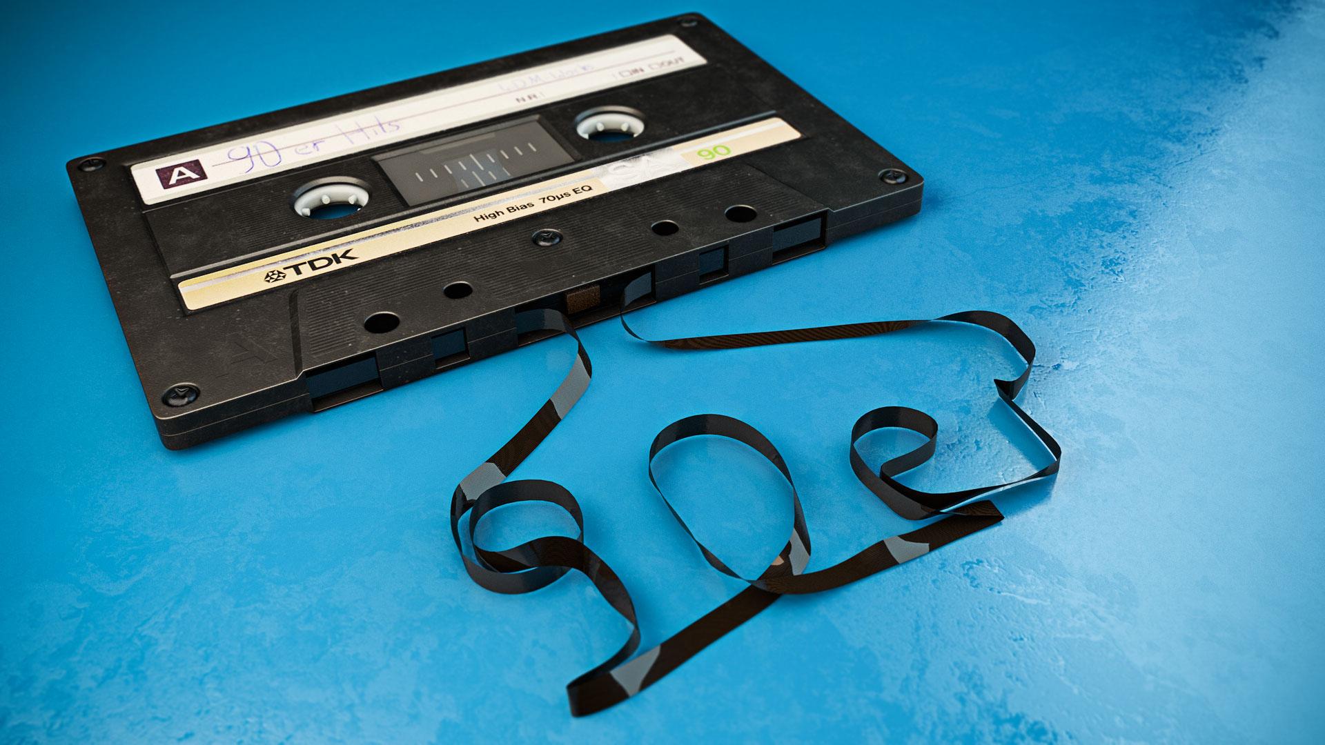 cassette 3d modeling   free 3d-model on behance