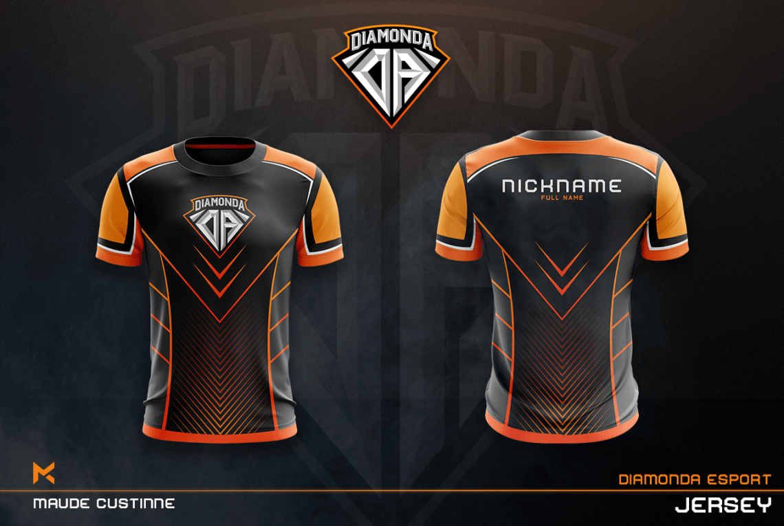 Download Free Download Mockup Jersey Esport Psd | Download Free and ...
