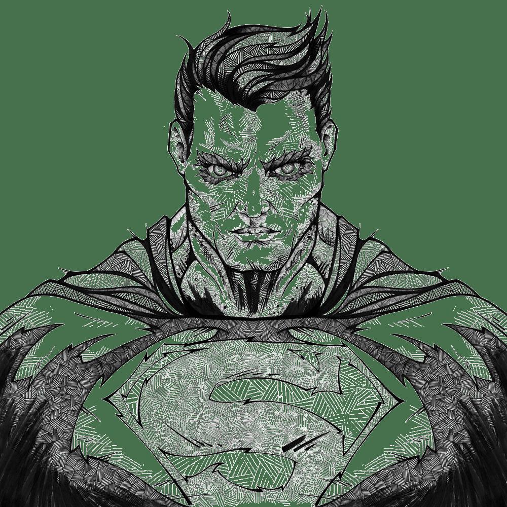 DC COMICS Superheroes On Behance