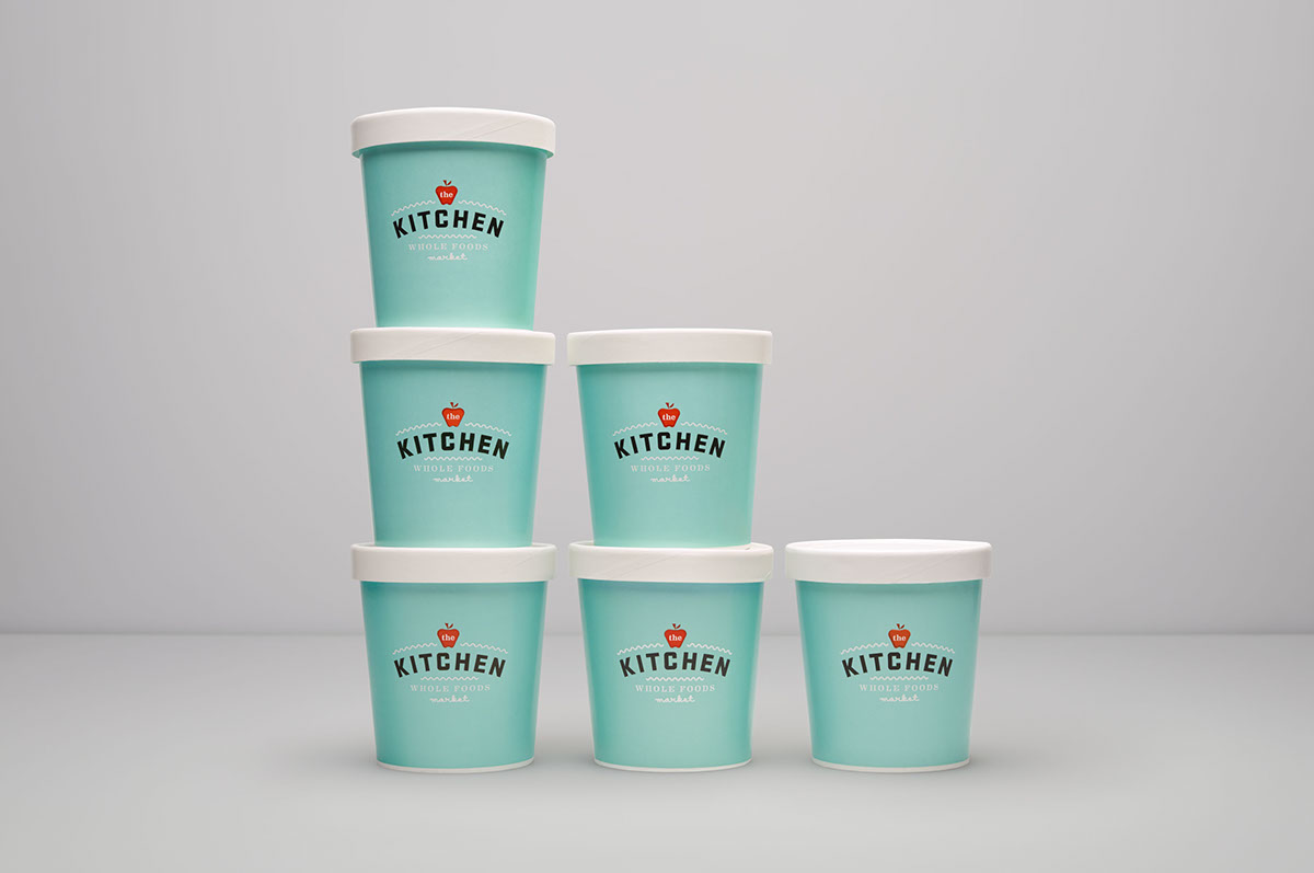 The Kitchen Whole Foods On Behance