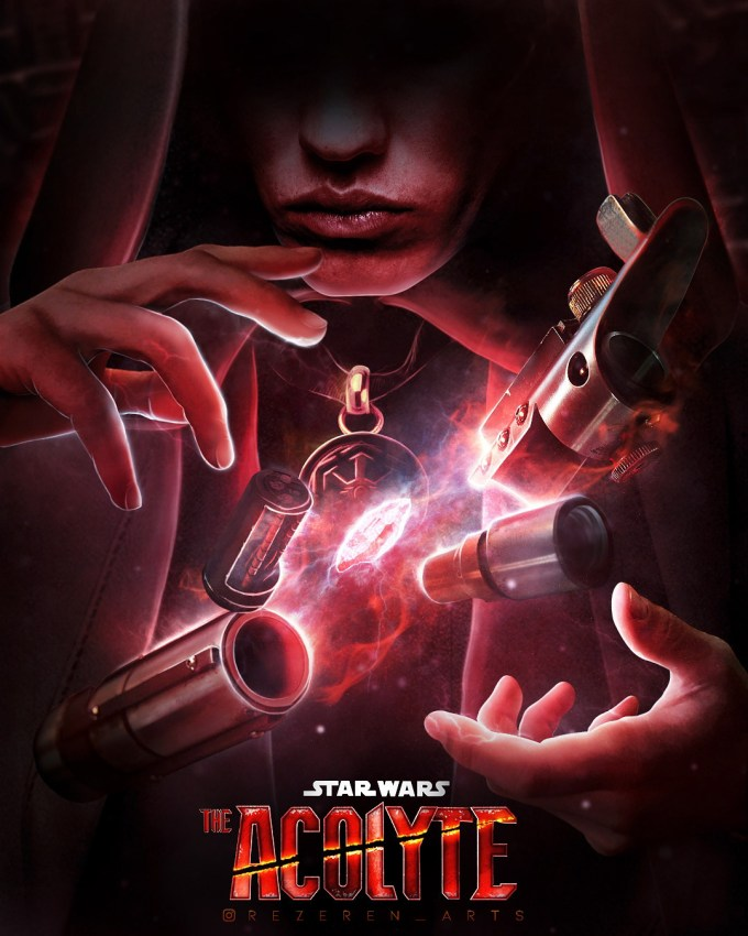 Star Wars The Acolyte On Behance
