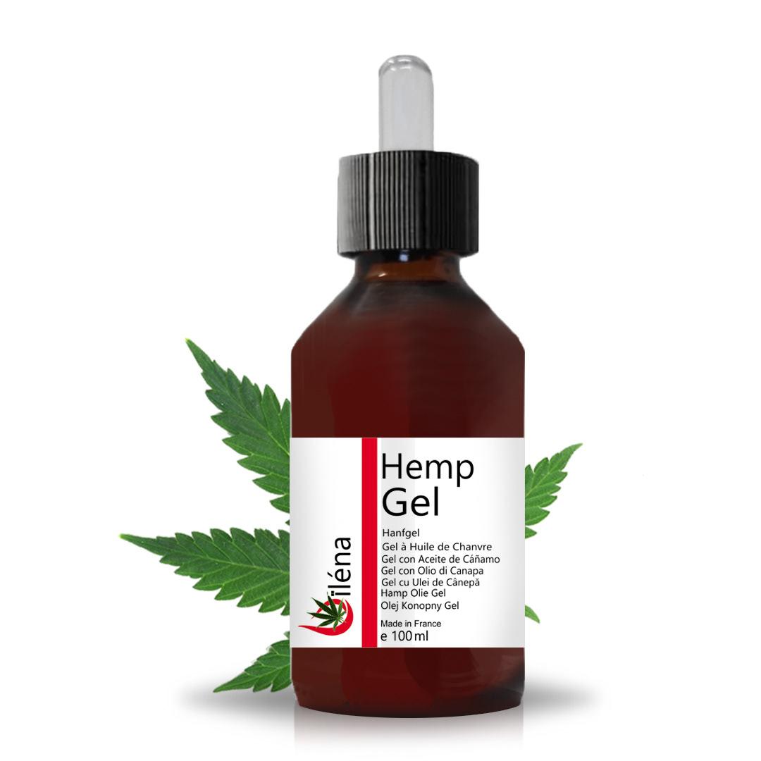 hemp gel concept on behance