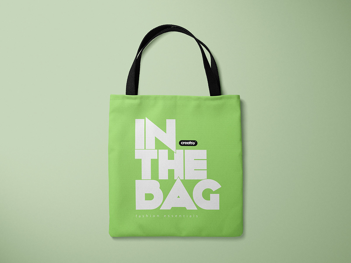 Showcase with ease and style! Tote Bag Mockups On Behance