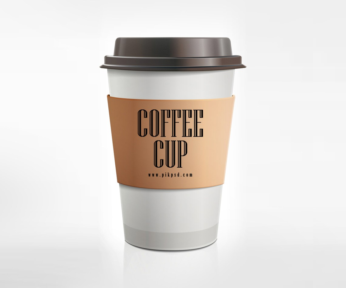 Download Free Paper Coffee Cup Mockup Psd on Behance