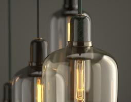 Amp Lamp / Normann Copenhagen on Behance