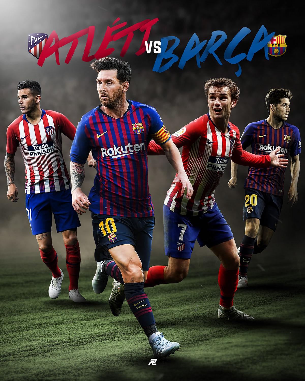 poster barcelona fc