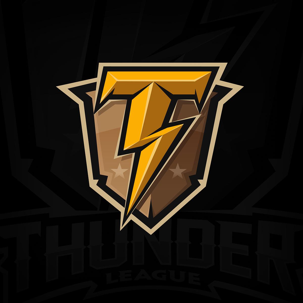 War Thunder League World Online Tournament Logo On Behance