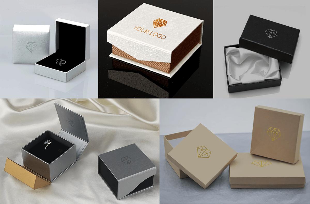Jewelry Box Mockup On Behance