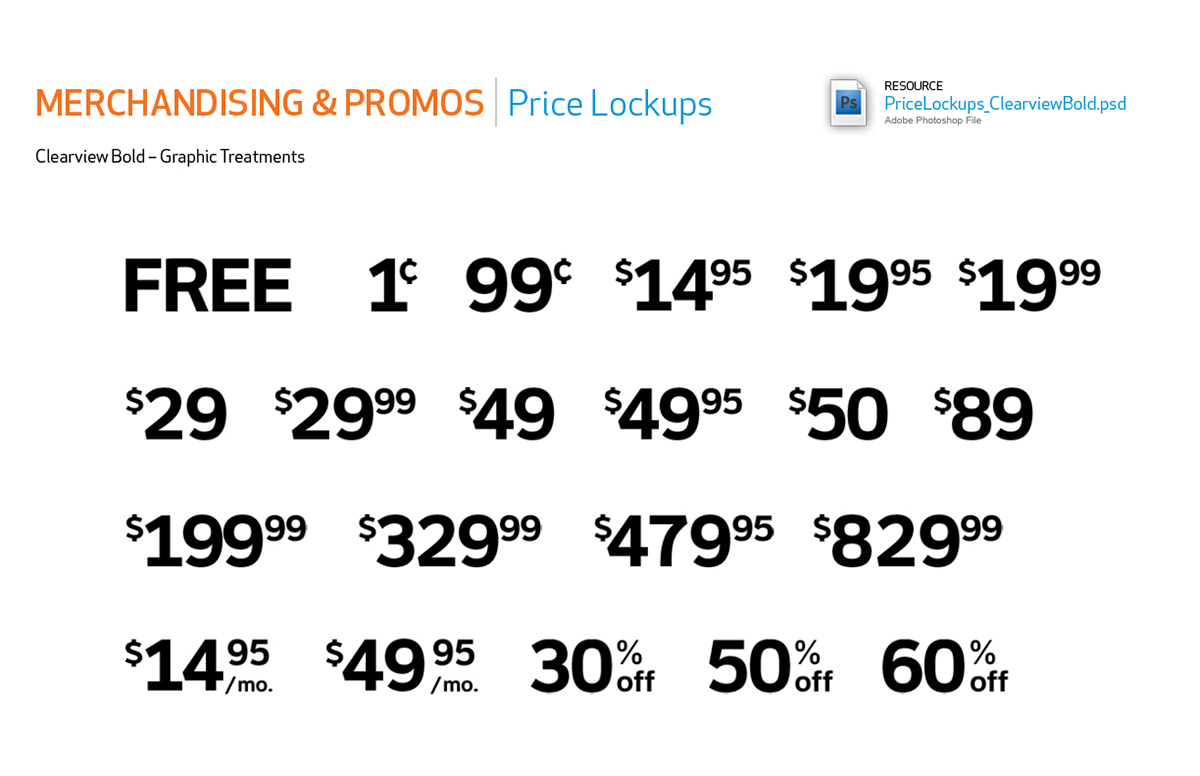 At Amp T Merchandising Amp Promotions Design Fieldguide On Behance