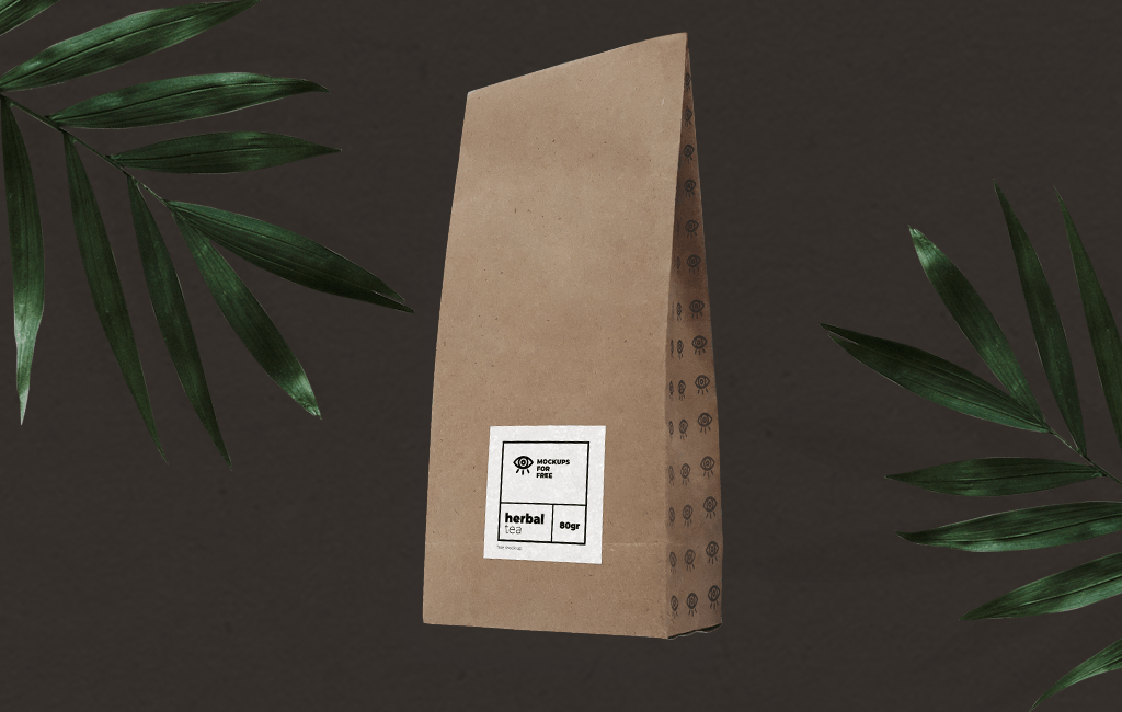 When my parents emigrated to the u.s. Organic Tea Pack Mock Up For Free On Behance