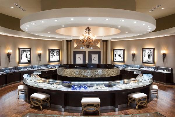 Interior Design: Jewelry Stores - Leslie McGwire on Behance