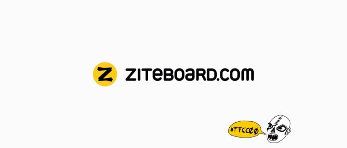 ZiteBoard on Pantone Canvas Gallery