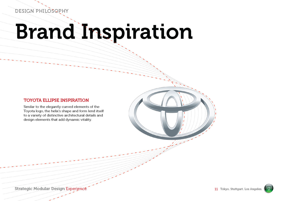 Toyota Global Motor Show Rfp On Behance