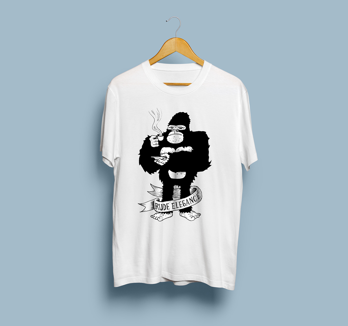 T Shirt Merchandise Project 38 Samples On Behance