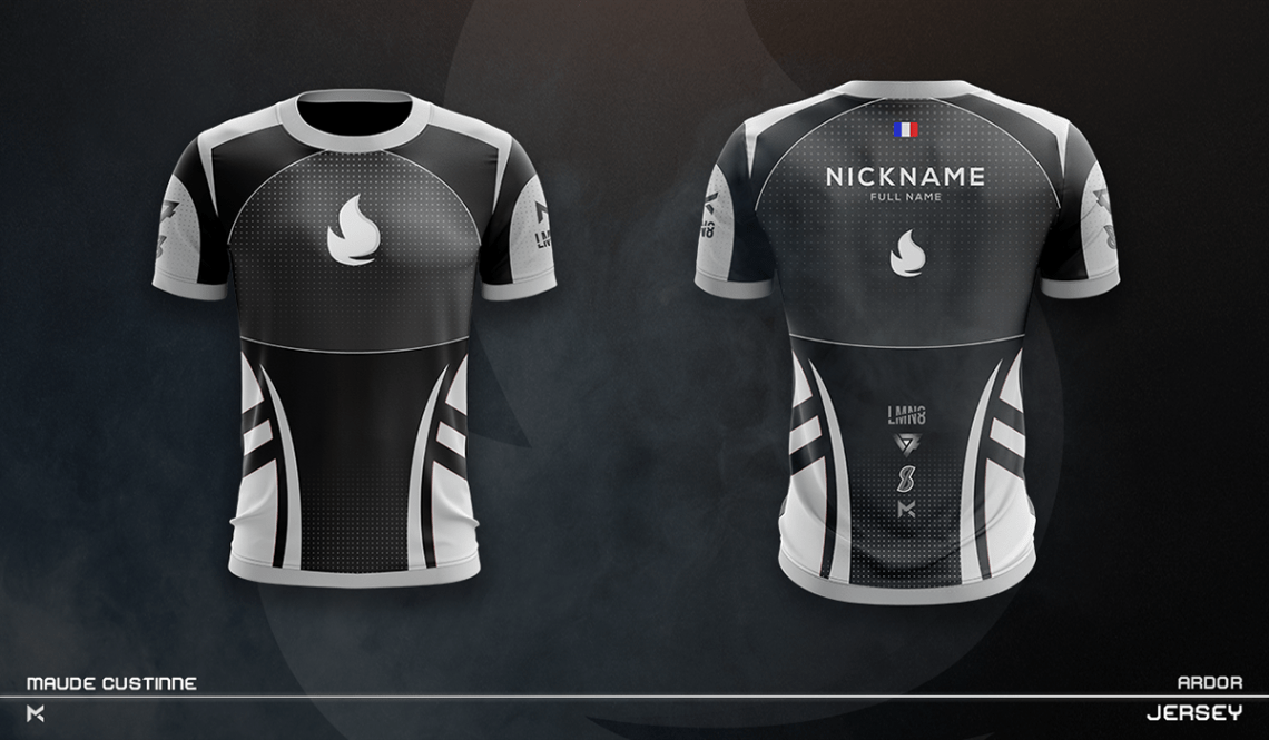 Download Mockup Jersey Cdr | Download Free and Premium Apparel PSD ...