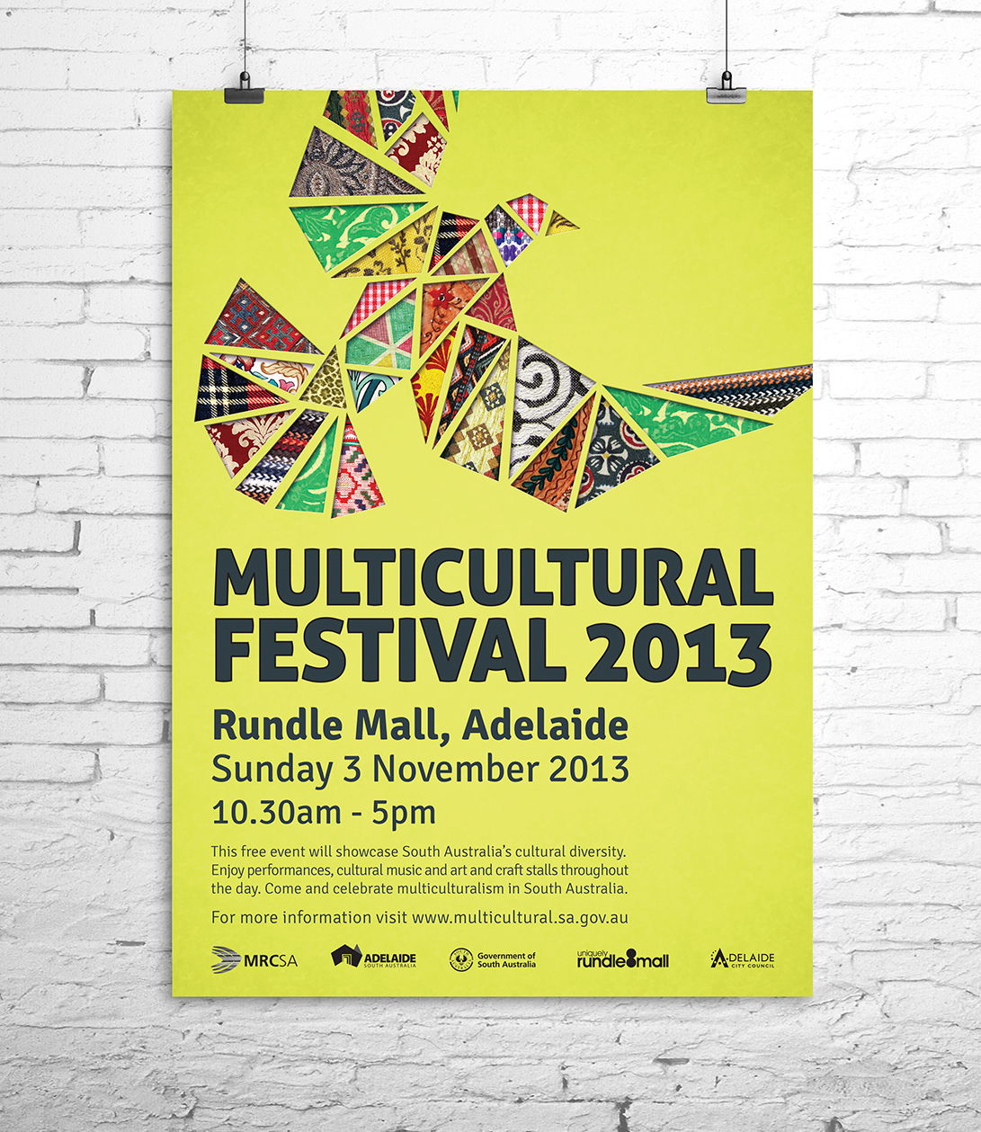 Multicultural Festival On Behance