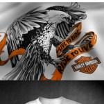 T Shirts Designs For Harley Davidson On Behance