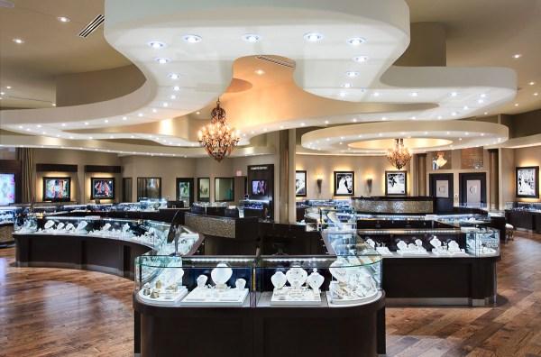 Interior Design Award Winning: Crocker's Jewelry, TX on ...