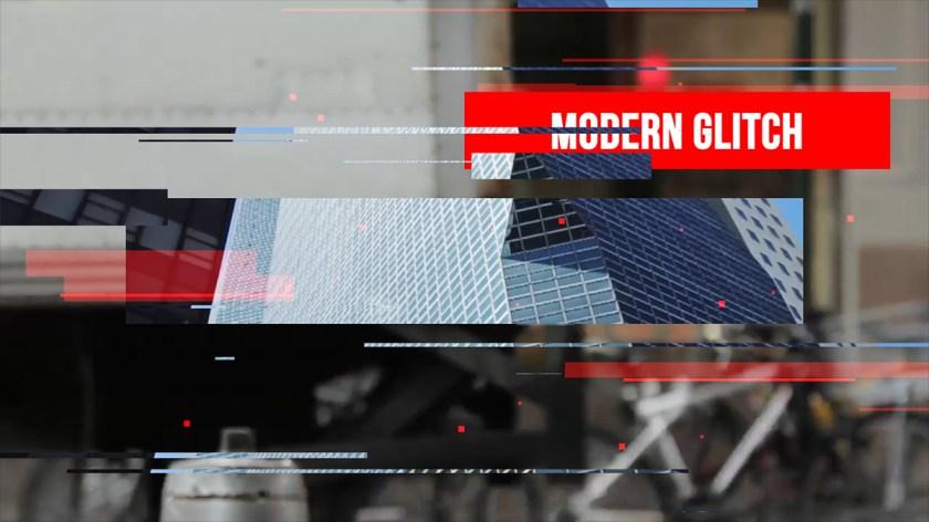 Modern Glitch Opener - 7