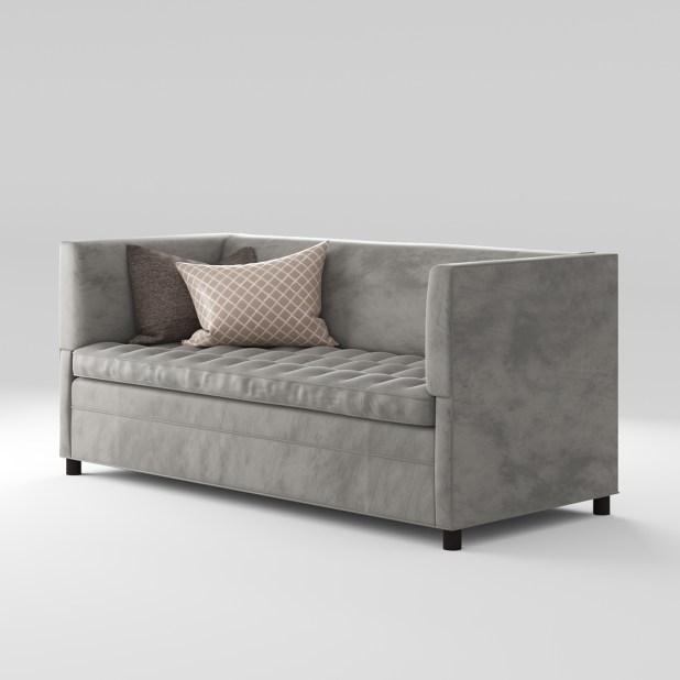Strauss Sofa Bed Www Stkittsvilla Com