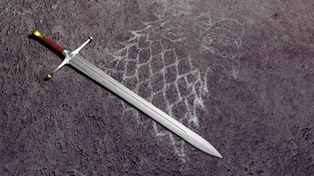 ice got sword ned stark