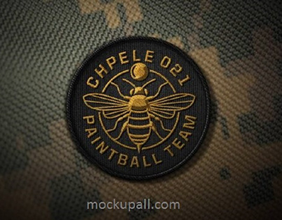 Download Free Mockup Embroidery Yellowimages