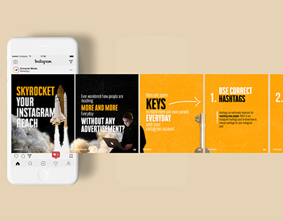 This format allows you to show the product on various shots making it. Carousel Projects Photos Videos Logos Illustrations And Branding On Behance