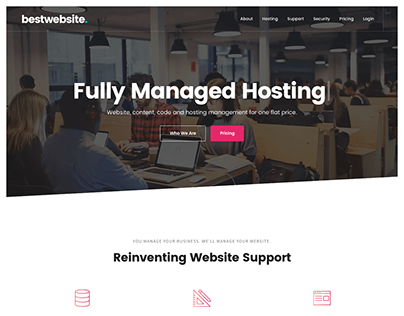 Best Website Hosting