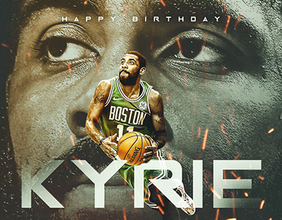 kyrie irving celtics projects photos