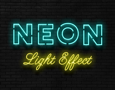 Download Download Mockup Neon Box Yellowimages