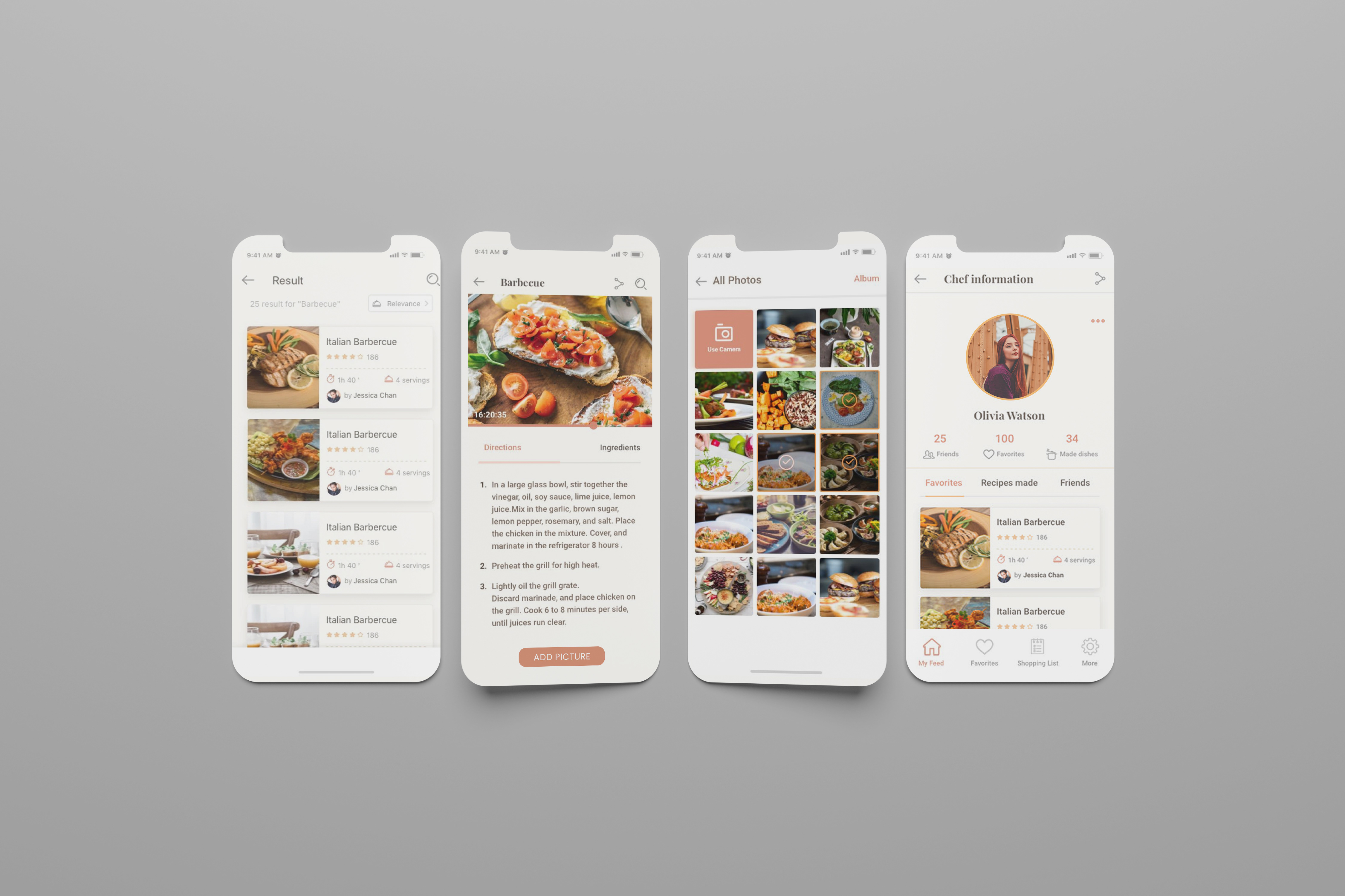 Apple is now cracking down on these apps and requiring more transparency, too. Mockup App Projects Photos Videos Logos Illustrations And Branding On Behance