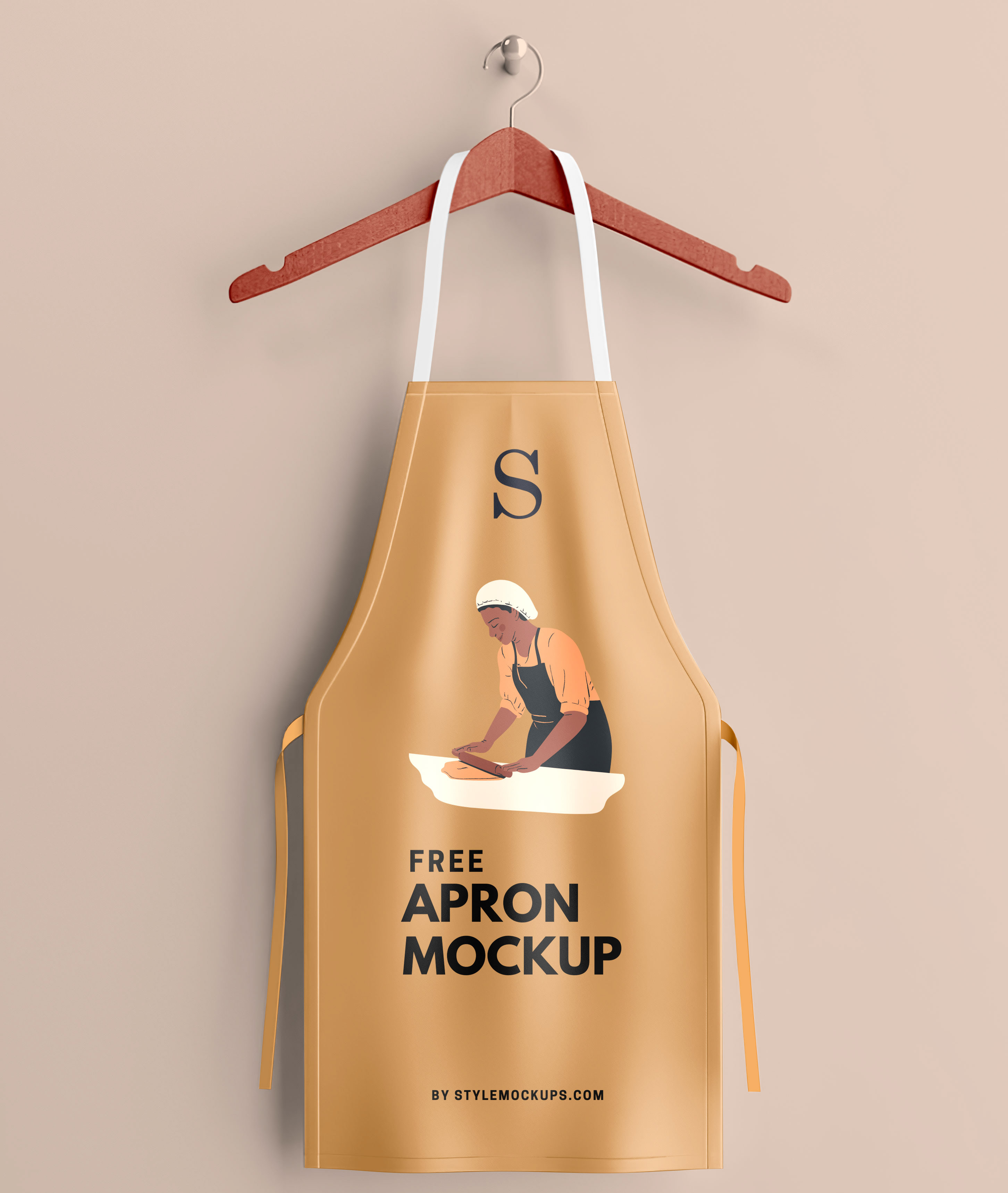 Free apron mockup psd is the best way to present your restaurant logo branding fast food cooking related. Apron Mockup Projects Photos Videos Logos Illustrations And Branding On Behance