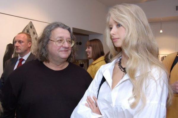 Александр Градский с женой: сколько их у него было ...