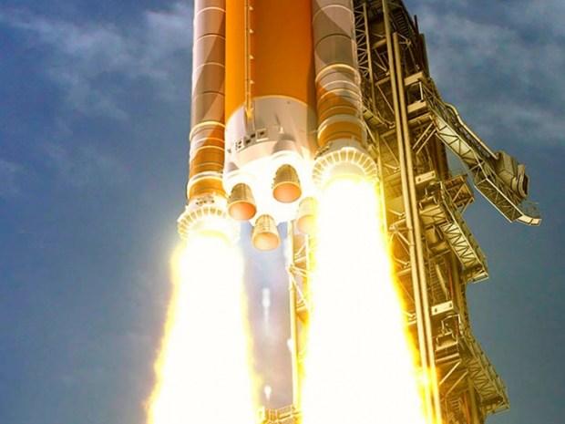 США успешно испытали пилотируемый космический корабль