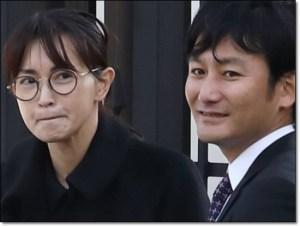 長谷川京子と新藤晴一