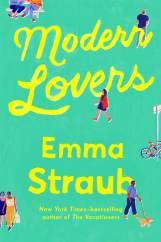 emma straub Modern Lovers cover