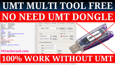 UMT Dongle MTK Tool