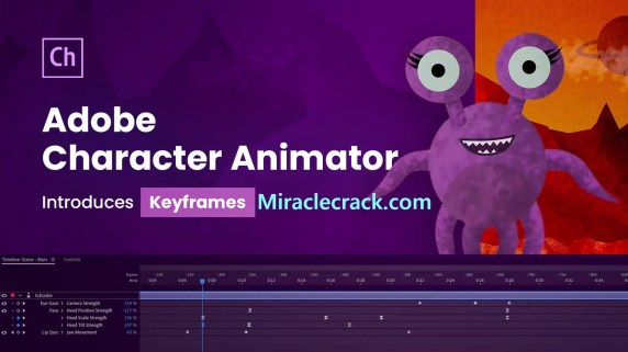 ADOBE CHARACTER ANIMATOR CS6 Crack
