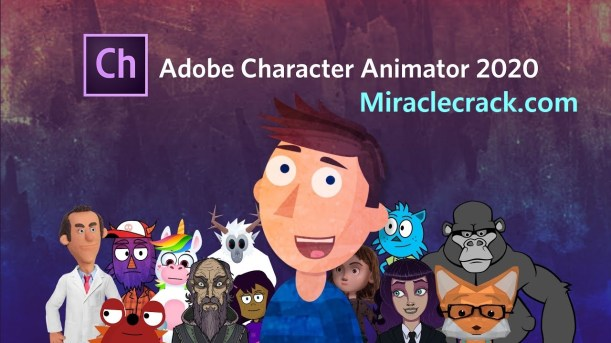 ADOBE CHARACTER ANIMATOR Free Download