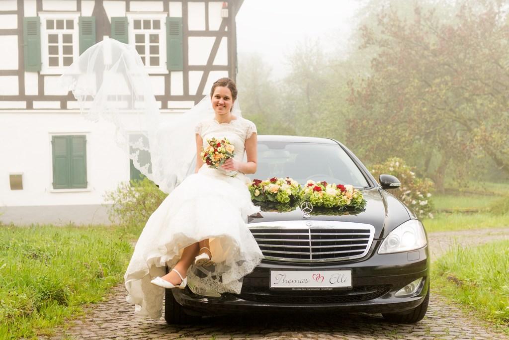 Fotoshooting Brautpaar Elli