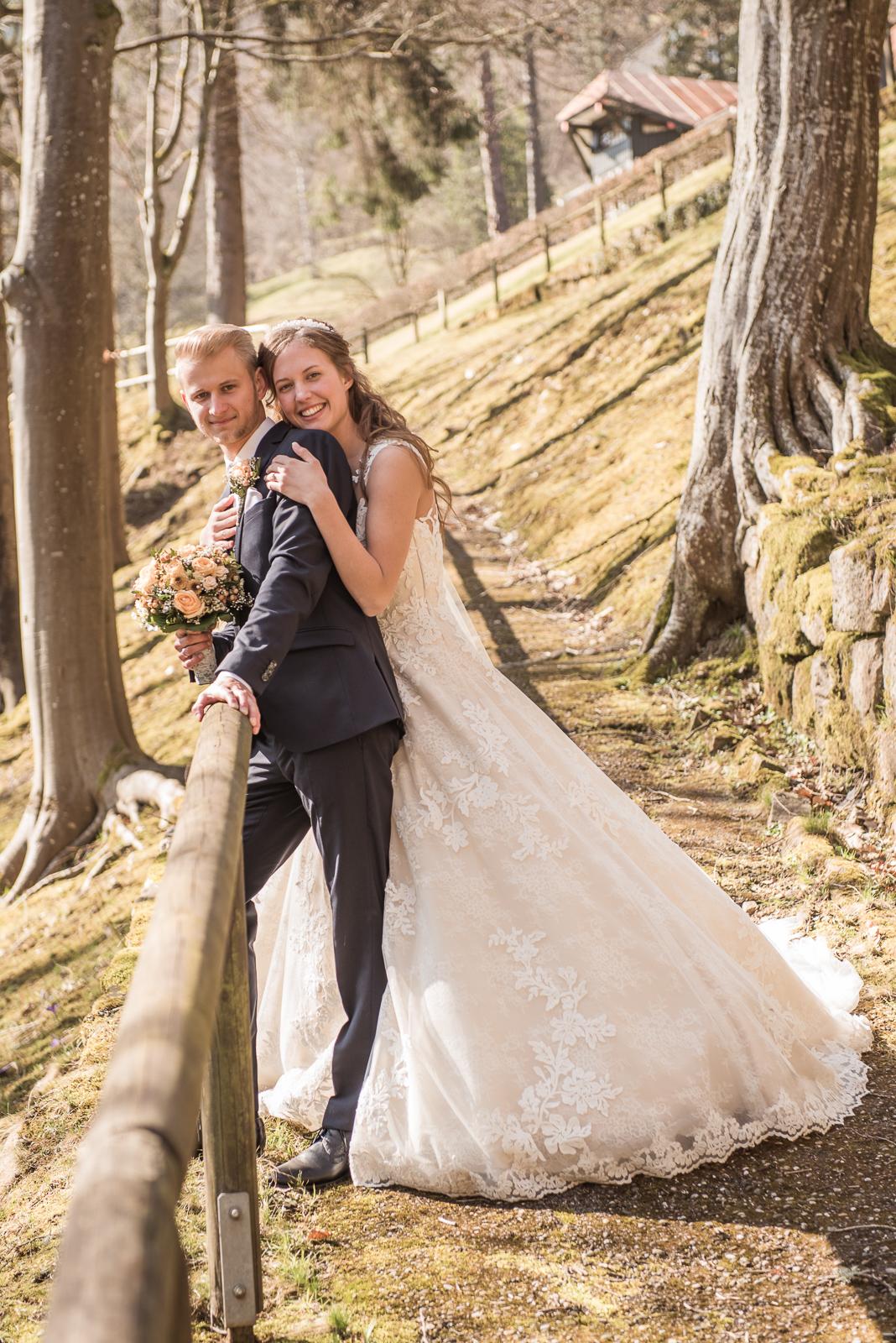 Brautpaar - Felix und Cindy