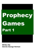 Prophecy Games Front Cover