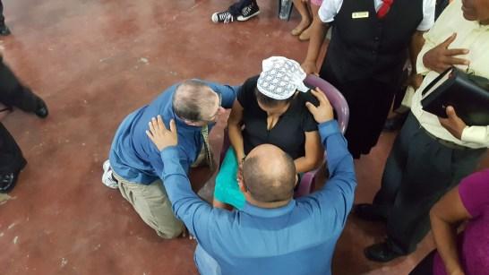 Ministering in El Salvador