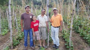 Meeting precious people in the mountains of Honduras